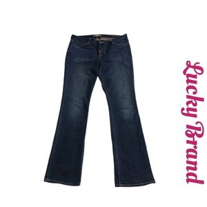 Lucky Brand The Sweet Jean Boot Jeans Sz8/29